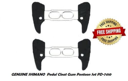 Details about  /Shimano PD-7410 Pontoon Cleat Gum Set NOS F108