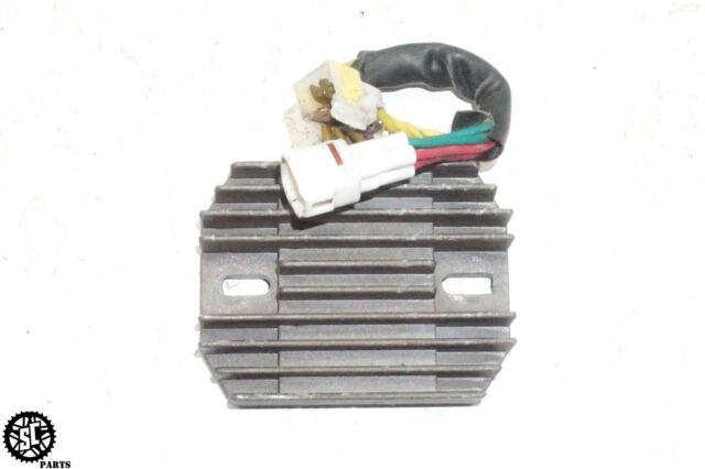 06 07 Suzuki Gsxr 600 750 Voltage Regulator Rectifier For