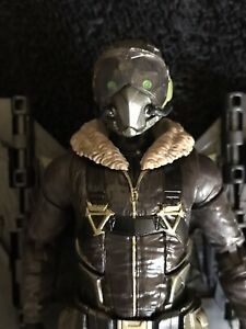 """Marvel Legends 6"""" MCU Vulture BAF Spider-Man Homecoming With Stand Sinister Six"""