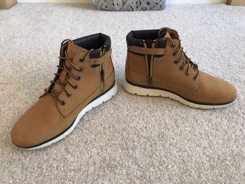 garçons taille 3 pour Bottes Timberland enfants presque chaussures immaculées 5 pTXHw