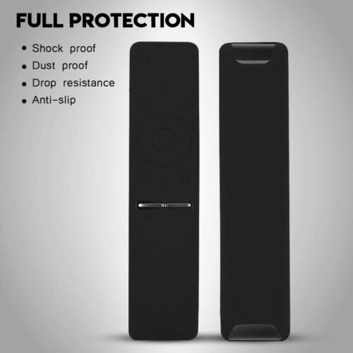 Silicone Shockproof Remote Control Cover for Samsung Smart LCD TV Remote SL#