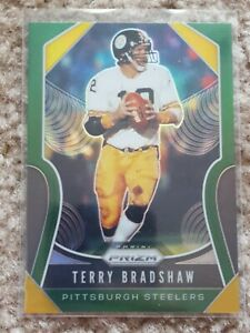 2019-Panini-Prizm-Terry-Bradshaw-Green-SSP-Pittsburgh-Steelers-286