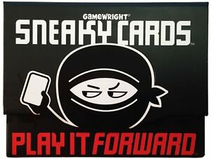 Play It Forward Other Card Games & Poker New Sneaky Cards Card Game