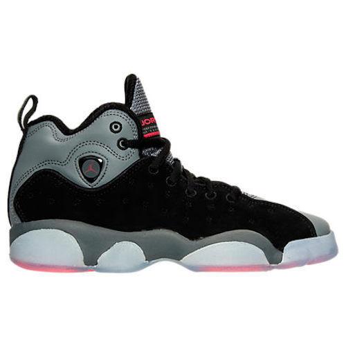 pretty nice 2bbe6 2bcad italy jumpman pro shake 2c5d0 13c18  store kids air jordan jumpman team ii  premium gs black infrared cool grey 861435 014 us