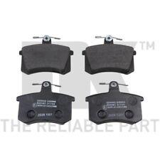 Satz Bremsbeläge Bremsklötze DELPHI LP451 Hinten Alfa Audi Fiat Lancia Seat  VW