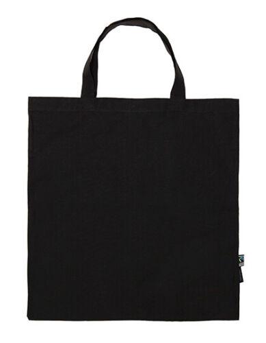 Einkaufstasche Tragetasche lange oder kurze Henkel Baumwolltasche