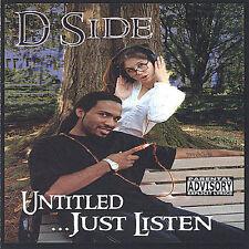 D-Side: Untitled Just Listen  Audio CD