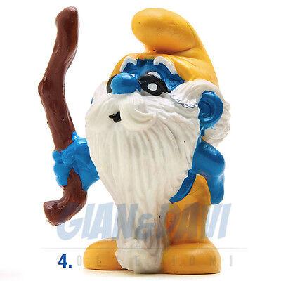 Premuroso Puffo Puffi Smurf Smurfs Schtroumpf 2.0226 20226 Grandpa Smurf Puffo Nonno 4b