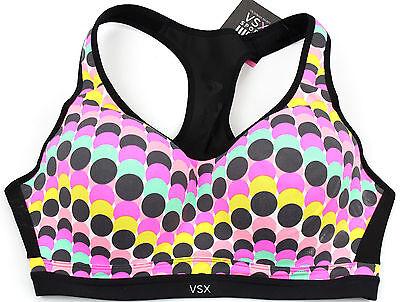 Victoria's Secret VSX Supermodel Incredible Maximum Support Underwire Sport Bra