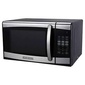 BLACK+DECKER™ ® 0.9cu. ft. 900 Watt Microwave Oven ...