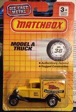 Matchbox Model A Truck MB 38 Matchbox Series
