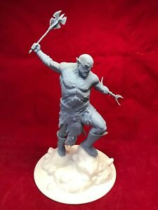 Lord-Of-The-Rings-034-Azog-The-Defiler-034-Resin-Fan-Art-Garage-Figure-kit-1-8-scale