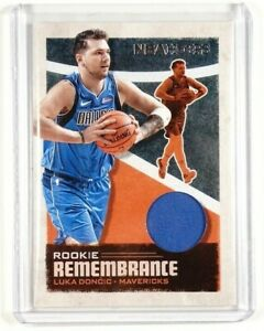 2019-20-Panini-NBA-Hoops-Luka-Doncic-Rookie-Remembrance