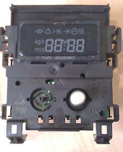 NEFF U15M52N3GB OVEN DIGITAL TIMER + BUTTON (NU15.4) GENUINE