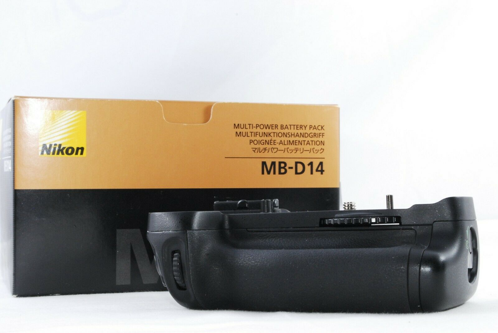 [EXC NIKON MB-D14 For D600/D610 from JAPAN (G328)