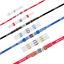 thumbnail 6 - 100PCS Solder Sleeve Heat Shrink Wire Butt Splice Connector Waterproof Terminals