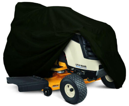 Large Heavy Duty Universal Riding Tractor Cover Deluxe Lawn Mower UV//Water//Dew R