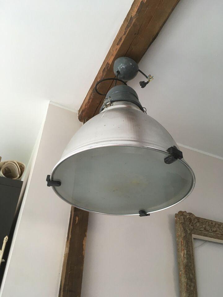 Fantastisk Pendel, Industri lampe – dba.dk – Køb og Salg af Nyt og Brugt ZF-89