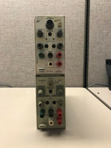 Tektronix PS503A Dual Power Supply Lot of 2