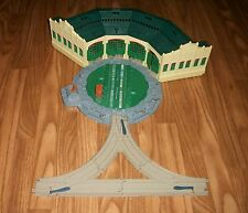 Thomas & Friends Trackmaster - Tidmouth Sheds w/ Automatic Turntable, Trak, Ends