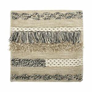 Ellana Hand-Loomed Boho Pillow Cover