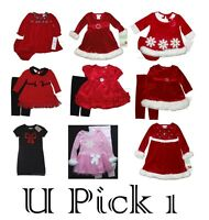 Christmas Dress Leggings Little Girls Holiday Outfit Childrens Clothes Weddings