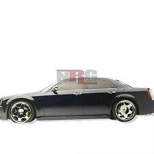 300 300C 05-10 Chrysler VIP Style Poly Fiberglass body kit Side Skirts Pair