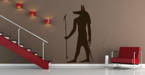 Egyptian Ancient God Version 2 Vinyl Wall Sticker Decal Decor 20cm x 40cm UK