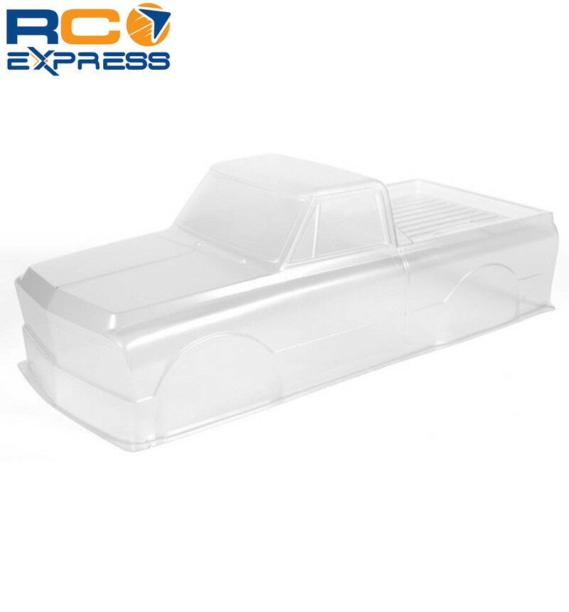 Axial Racing 67 Chevy C 10 Body .040 Uncut Clear SCX10 AX31498