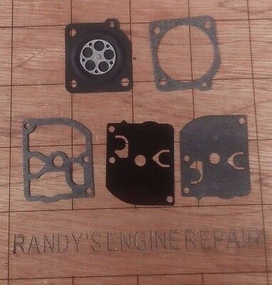 OEM Zama GND-27 Carburetor Carb Diaphragm Kit C1Q-W8 C1Q-W14A C1Q-DM14 C1Q-W20