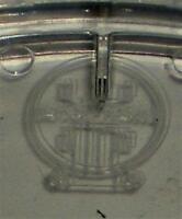 Electrical Meter Sockets Cover Ekstrom Industries 1-6116 Blank Clear