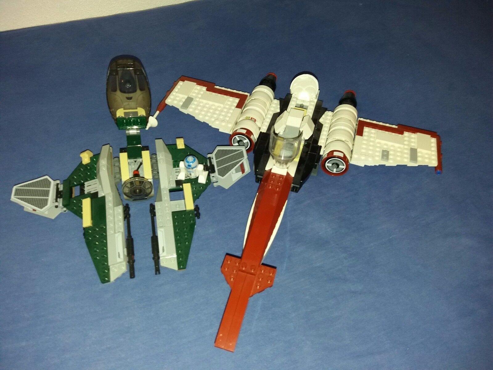Lego Star Wars  - 2 Flugzeuge