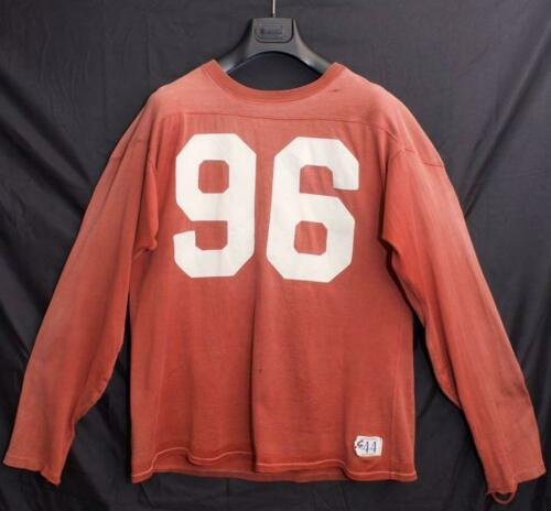 Champion Sweatshirt Runners Tag 50s Vintage Red Si