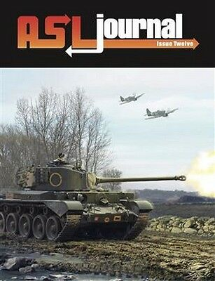 ASL Journal Issue 11 25 Scenarios for Advanced Squad Leader MMP New