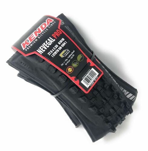 """NEW Kenda Nevegal Pro K1010 27.5 x 2.35/"""" DTC Folding MTB Bike Tire 120 TPI Black"""