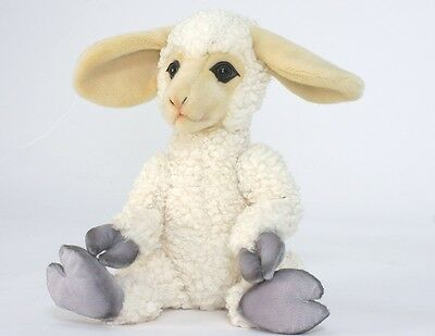 Hansa Lamb Whimsy Series 5774 Plush Stuffed Animal Spring Easter Gift Decor New