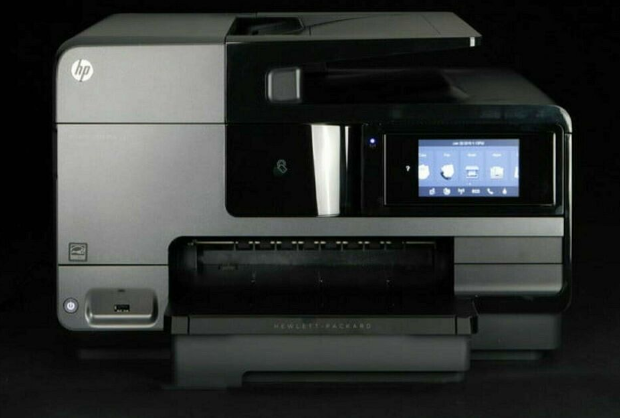 ++++++HP Officejet Pro 8620 Multifunktionsdrucker Schwarz (A7F65A) Sonderauktion