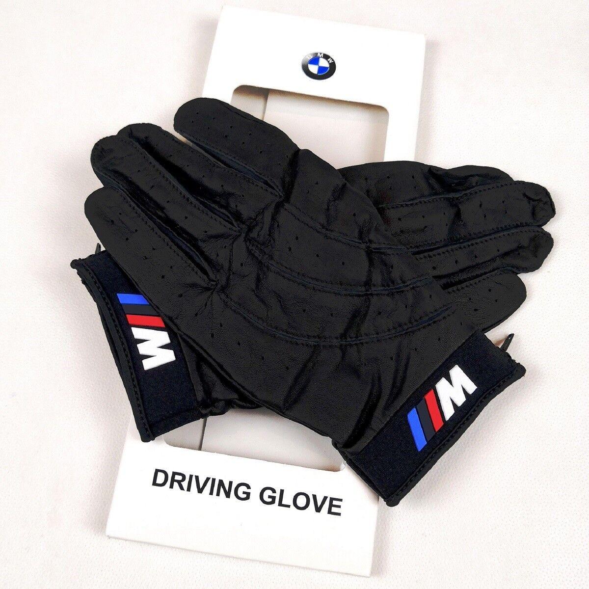 ORIGINAL ORIGINAL ORIGINAL BMW MOTORSPORT RACING LEDER HANDSCHUHE 1er X1 X3 X5 X6 Z1 Z3 Z4 Z8   Charmantes Design  12d146
