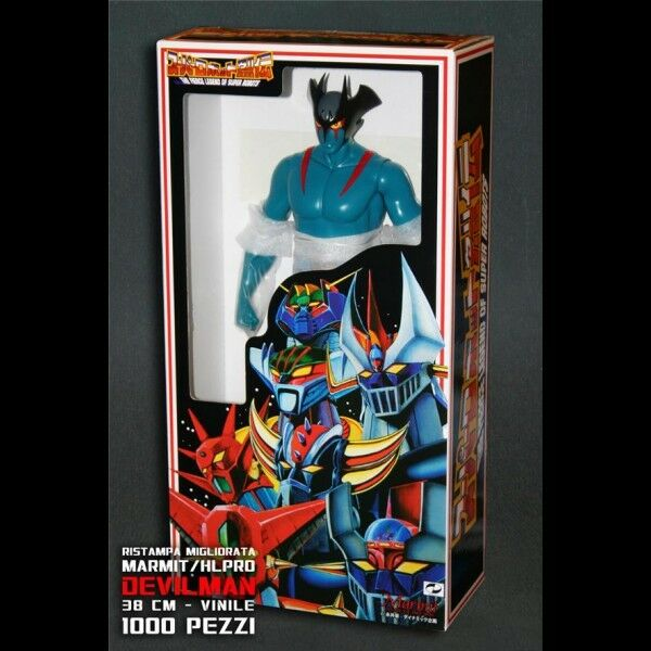 -= ] MARMIT - Devilman Devilman Devilman Statua 38cm. [ =- 2e0461
