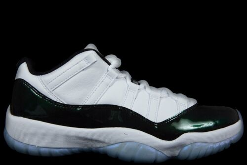Air Jordan 11 145 o Emerald 2018 15 528895 Easter Nike Retro Low Tama Xi White Hwqx5En4