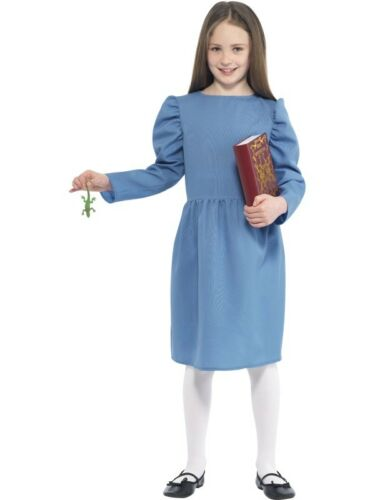 Roald Dahl Matilda Story World Book Day Week Girls Childrens Fancy Dress Costume
