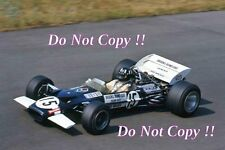 Graham Hill Rob Walker Racing Lotus 49C Dutch Grand Prix 1970 Photograph
