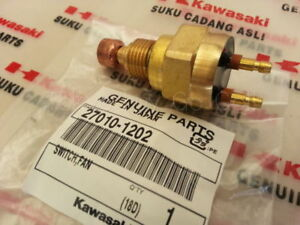 Details About Kawasaki Atv Brute Force 650 750 Kfx700 Fan Switch 27010 1202 New Genuine Parts
