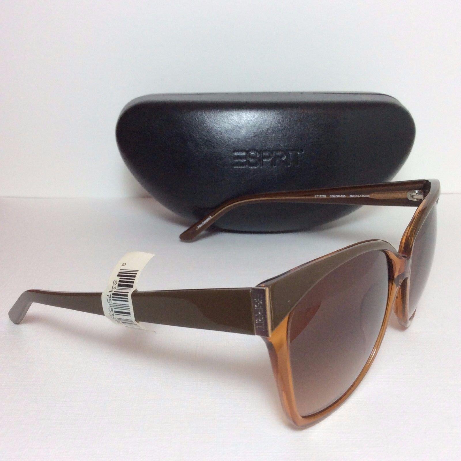 e6ed4c0e2a3 Esprit Eyewear Et17755 535 56 135 Brown Frame for Women for sale ...