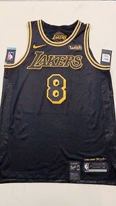d7174be43 Kobe Bryant  8 Lakers City Edition Lore Series Jersey Size 44 M with ...