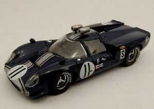 Modèle Best 9172 - Lola T70 Sebring 1968 N ° 11 1/43