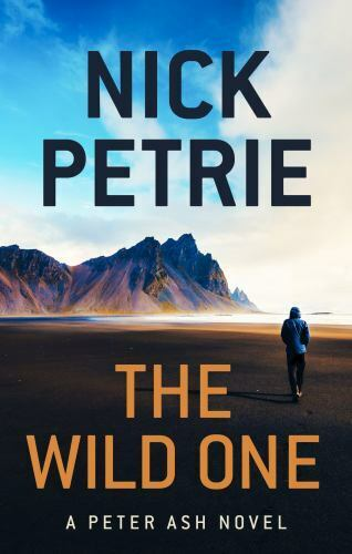 The Wild One by Nick Petrie (2020, Hardcover, Large Print)