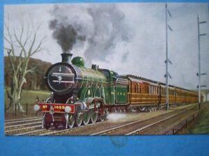 POSTCARD GREAT NORTH RAILWAY 442 LOCO NO 1459 NR HADLEY WOOD - Tadley, United Kingdom - POSTCARD GREAT NORTH RAILWAY 442 LOCO NO 1459 NR HADLEY WOOD - Tadley, United Kingdom