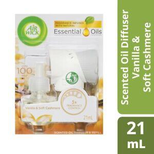 Air Wick Vanilla & Soft Cashmere Essential Oils 21mL