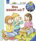 Was essen wir? von Doris Rübel (2016, Ringbuch)